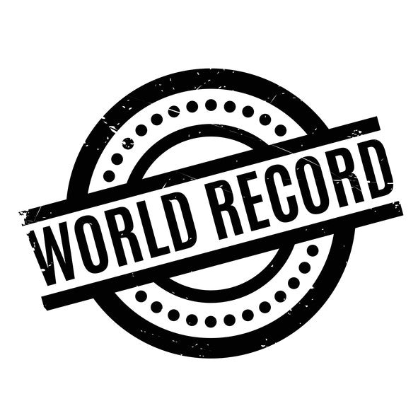 Playing Card World Records