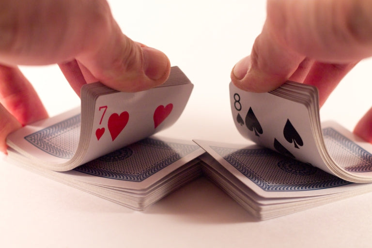 4 Ways To Shuffle Playing Cards with Videos
