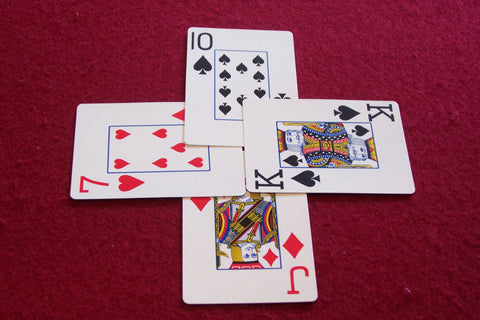 (In Whist, tricks are won by having the highest card out of everybody in a round.)