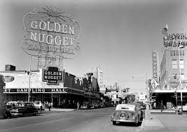 (Texas Hold'em came to the Las Vegas casino the Gold Nugget in the early 1960's)