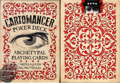The Cartomancer Poker deck