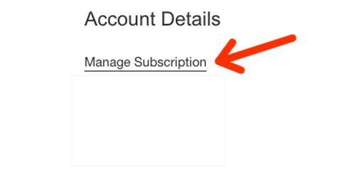 HOW TO MANAGE SUBSCRIPTION