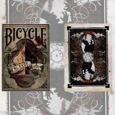 Mister Hyde Bicycle Playing Cards Deck:PlayingCardDecks.com