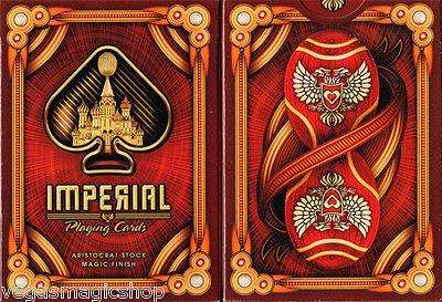 Imperial Playing Cards Deck USPCC:PlayingCardDecks.com