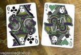 Emerald Tally -Ho No.13 Playing Cards Deck - PlayingCardDecks.com