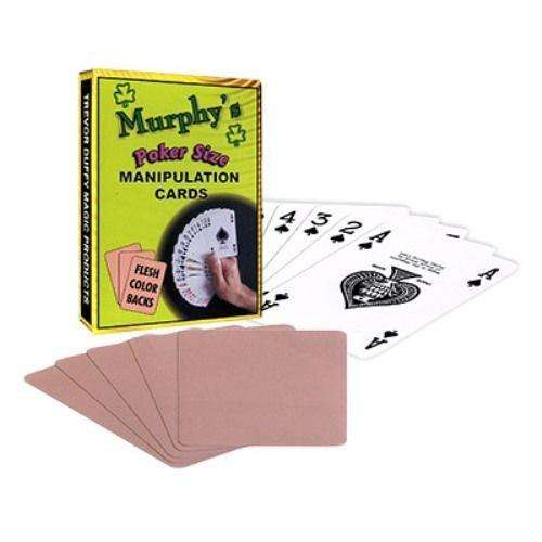 Murphys's Manipulation Cards Deck Flesh Color:PlayingCardDecks.com
