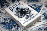Karnival Renegades Blue Bicycle Playing Cards Deck:PlayingCardDecks.com
