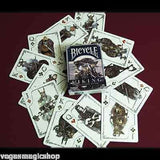 Viking Blizzard Wing Bicycle Playing Cards Deck:PlayingCardDecks.com