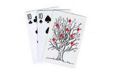 Tree Card Monte