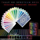 Spectrum Tally-Ho Playing Cards Deck:PlayingCardDecks.com