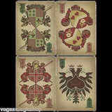Bronze Age Bicycle Playing Cards Deck - PlayingCardDecks.com