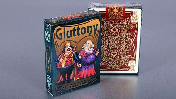Gluttony Playing Cards Deck USPCC:PlayingCardDecks.com