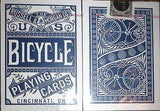 Chainless Red & Blue 2 Deck Set Bundle Bicycle Playing Cards - PlayingCardDecks.com