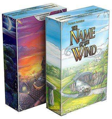 The Name of the Wind Playing Cards Deck USPCC:PlayingCardDecks.com