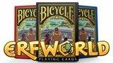 Erfworld Bicycle Playing Cards - 3 Deck Set - PlayingCardDecks.com
