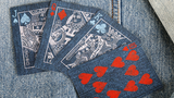 Denim v2 Bicycle Playing Cards - PlayingCardDecks.com