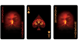 Volcano Bicycle Playing Cards:PlayingCardDecks.com