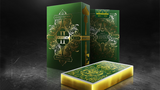 Spirit II Gilded Edition Playing Cards USPCC - 3 Colors:PlayingCardDecks.com