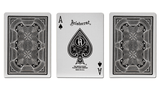 Aristocrat Black Playing Cards USPCC - PlayingCardDecks.com