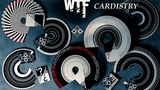 WTF Cardistry Spelling Playing Cards USPCC:PlayingCardDecks.com