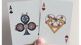 Wind-Up Bicycle Playing Cards:PlayingCardDecks.com