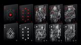 Double Black Classic Playing Cards USPCC - PlayingCardDecks.com