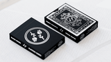 Black Roses Playing Cards USPCC - PlayingCardDecks.com