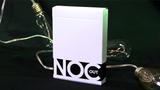 NOC Out White Playing Cards USPCC:PlayingCardDecks.com