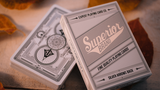 Superior Brand Silver Arrow Back Playing Cards EPCC