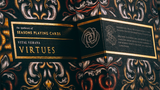 Apothecary v2 Playing Cards USPCC - Sentiments & Virtues - PlayingCardDecks.com
