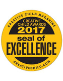 Hoyle Creative Child Magazine Seal of Excellence