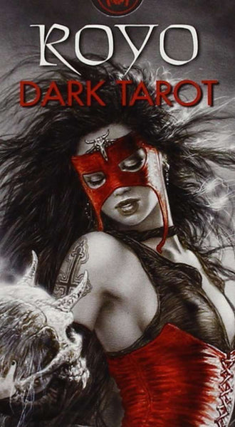 Royo Dark Tarot - 78 Card Deck & Guide Booklet:PlayingCardDecks.com