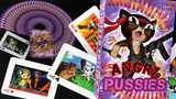 Angry Pussies Playing Cards USPCC - PlayingCardDecks.com