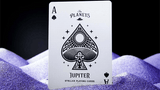 The Planets: Jupiter Playing Cards USPCC Ace of Spades