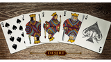 Elephant Playing Cards WJPC - Desert, Tundra & Night - PlayingCardDecks.com