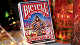 Carnival Bicycle Playing Cards Tuck Case