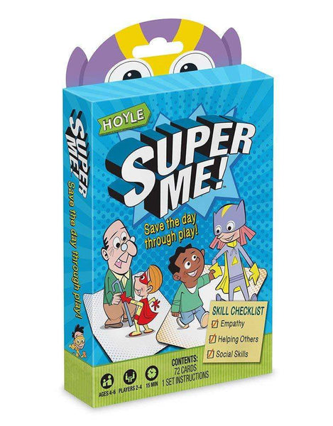 Super Me! Playing Cards Hoyle