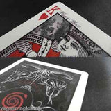 Venom Bicycle Playing Cards Deck:PlayingCardDecks.com