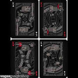 Double Black Bicycle Playing Cards - Limited Edition I & II - PlayingCardDecks.com