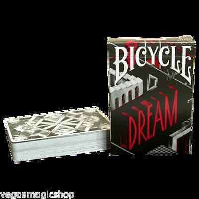 Dream Silver Bicycle Playing Cards Deck - PlayingCardDecks.com