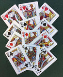 ARRCO White Playing Cards USPCC Court Cards