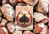 Armageddon Bicycle Playing Cards
