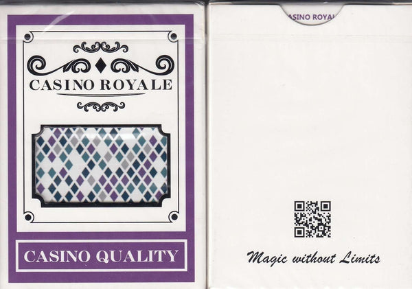 Casino Royale Mystic Edition Playing Cards - PlayingCardDecks.com