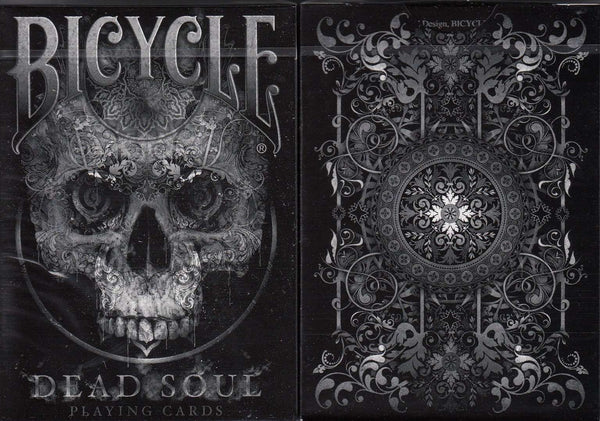 Dead Soul Bicycle Playing Cards - PlayingCardDecks.com