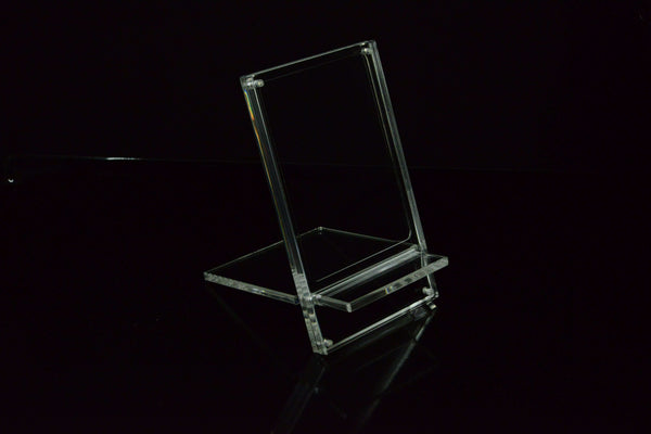 Carat XDS Single Card Display & Deck Stand