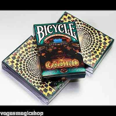 Casino Bicycle Playing Cards Poker Size Deck - PlayingCardDecks.com