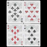 Arcanum White Playing Cards Deck - PlayingCardDecks.com