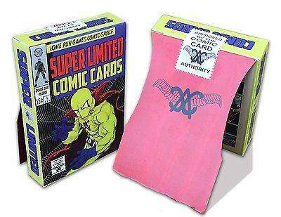 Super Limited Comic Deck Playing Cards Deck USPCC:PlayingCardDecks.com