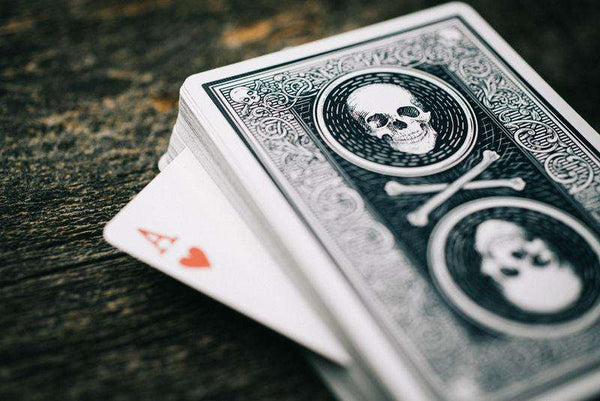 Superior Brand Skull Bones Playing Cards Deck Epcc