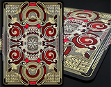 Mystique Red Bicycle Playing Cards:PlayingCardDecks.com